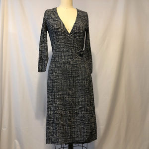 BCBG Maxazria Women's Wrap Dress Size S